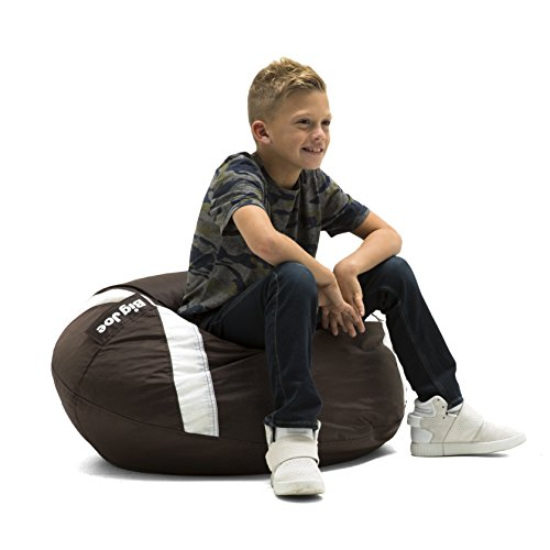 Swell Big Joe 0615136 Bean Bag Chair Football Pabps2019 Chair Design Images Pabps2019Com