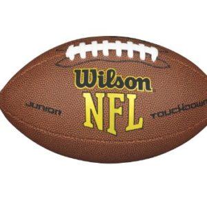 Wilson NFL Junior Touchdown Football