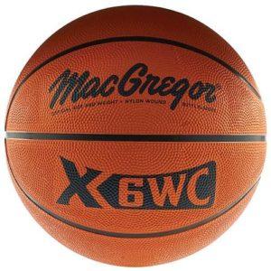 MacGregor Rubber Basketball (Official Size)